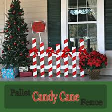 Outdoor Christmas Candy Cane Decorations 60 Top outdoor Christmas decorations on Pinterest Outdoor 52