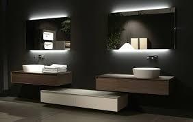 illuminated cabinets modern bathroom mirrors. Outstanding Bathroom Lighted Mirrors Illuminated Cabinets Modern