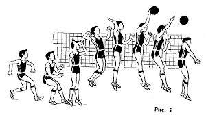 Волейбол класс Передача мяча сверху двумя руками класс Прием  Нападающей удар 9 класс