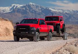 2017 Ram Power Wagon: Comprehensive Guide to Maximum Towing and ...