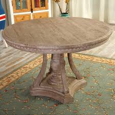 distressed dining table is good rustic wood dining table is good round dining table