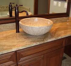 elegant bowl bathroom sink for view larger mosaic tile vessel bowl modern bathroom sinks 47 moen