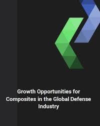 Global Defense Growth Opportunities For Composites In The Global Defense Industry