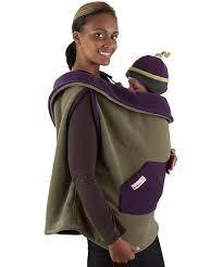 Kowalli Fleece Baby Carrier Cover.Kowalli Turtle Eggplant Fleece ...