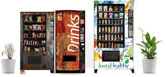Vending Machines And Obesity New Tackling Obesity InstaHealthy USA Launches Fundable Campaign To