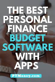 Best Personal Finance Budget Software Apps In 2019 Pt Money