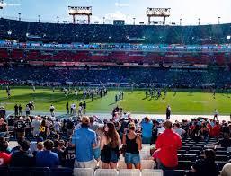 Tennessee Titans Stadium Virtual Seating Chart Nissan Stadium Section 112 Seat Views Seatgeek