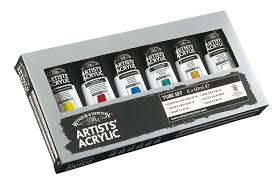 Master S Touch Acrylic Paint Color Chart The 12 Best Acrylic Paint Brands Of 2019