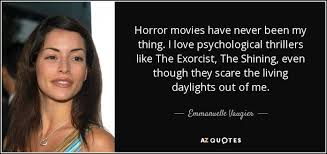 Exorcist Quotes Mesmerizing Emmanuelle Chriqui Quotes
