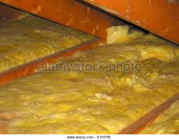 Quilt Insulation Stock Photos & Quilt Insulation Stock Images - Alamy & Domestic loft insulation - Stock Image Adamdwight.com