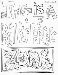 Small Picture bullying coloring pages 100 images school coloring pages page