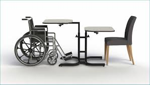 wheelchair accessible adjule height dining table save 40 free