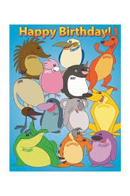 Learning Resources Birthday Pocket Chart Happy Birthday Chart Australian Teaching Aids Educational