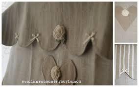 Tende per camera da letto in lino: tessuti per tende in puro lino