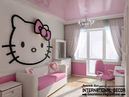 Hello Kitty Bedroom Inspirational Hello Kitty Girls Bedroom Themes Designs  Ideas