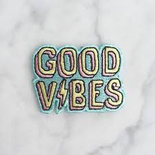 diy embroidered patches best of good vibes patch iron embroidered by wildflowerand pany of diy embroidered