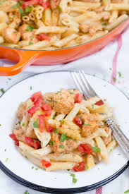 this creamy cajun en pasta with a homemade cajun seasoning is sure to bee an