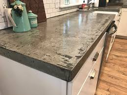 concrete countertops have many benefits