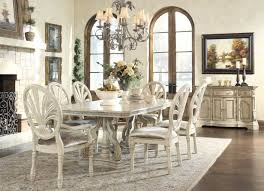 Dining Sets Antique White Dining Room Sets 2018 Collection High