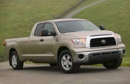 Toyota Tundra Lug Pattern