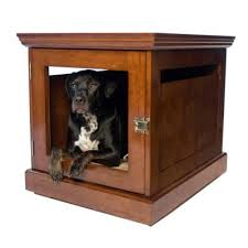 furniture denhaus wood dog crates. delighful crates denhaus townhaus wood dog crate furniture  give your pets a stylish home  of their own with the  in denhaus crates d