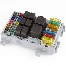 fuses and fuse boxes car builder solutions kit car parts and Fuse And Relay Box For Automotive modular fuse and relay box system Automotive Fuse and Relay Blocks