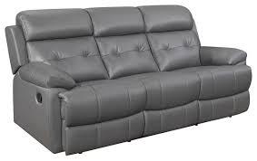 wallstone double reclining sofa