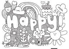 Small Picture rainbow coloring pages nature coloring pages Zentangle