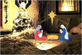plastic outdoor nativity sets light up nativity scene outdoor life size outdoor nativity sets holy family