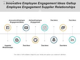 Innovative Employee Engagement Ideas Gallup Employee