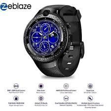 <b>Zeblaze Thor 4 Dual</b> 4G LTE 5+5MP Camera Smartwatch Phone ...