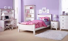 ... Cozy Girl Bedroom Furniture 3 Girls ...