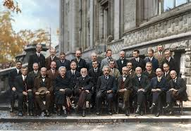 Solvay Conference 1927 : ColorizedHistory