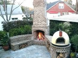outdoor masonry fireplace building a brick fireplace brick outdoor fireplace backyard bricks let us custom design