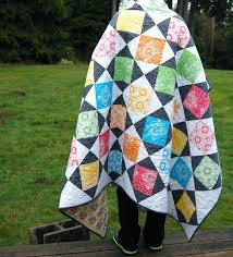 144 best A QUILT HOURGLASS images on Pinterest | Quilting ... & Juicy - in Modern Quilts from the Blogging Universe Adamdwight.com