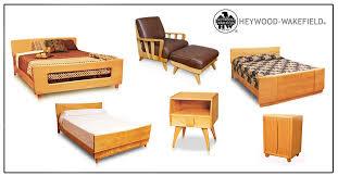 Heywood Wakefield furniture names
