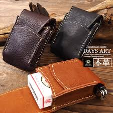 hold a cigarette case genuine leather leather case cigarette case cigarette cigarette case writer case