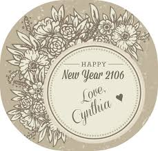 Sepia Saturday Happy New Year 2016 Cynthia S Colorful Mess