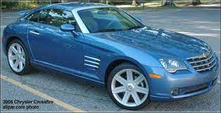 Chrysler had the crossfire concept that had been received well when it was shown at the 2001 detroit auto show. Chrysler Crossfire And Srt 6 The Retuned Mercedes Sl Allpar Forums