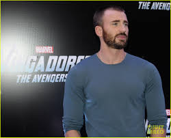 Chris Evans The Avengers Rock In Rio Photo 2647326 Avengers