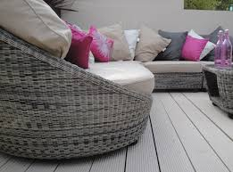 New Garden Furniture Sale Section