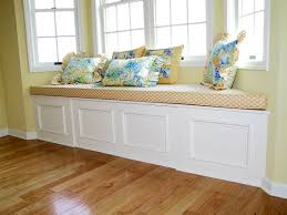 ... Classy Home Interior Design And Decoration With Bay Window Seat Ideas :  Astounding Ideas For Living ...