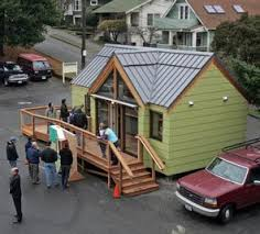 A 300 Square Foot Mini Bungalow With An Estimated $100 A Year Electric Bill  Is ...   Seattle Times | Eco Custom Homes