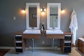 Amish Made Bathroom Vanities Single Bathroom Vanity For Elegant Look