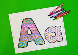 Alphabet coloring pages and sheets help kids develop many important skills. Free Printable Alphabet Coloring Pages For Preschoolers