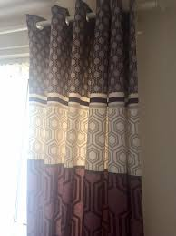 Next Bedroom Curtains Next Bedroom Curtains In Plum Grey 66x90 In Gateshead Tyne