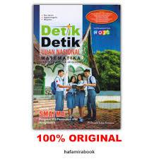 Pembahasan buku detik detik un matematika untuk program ipa. 2020 Detik Detik Un Matematika Ips Sma Intan Pariwara Shopee Indonesia