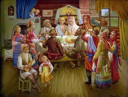 Русский свадебный обряд АНО СЕМЬЯ РОССИИ image002