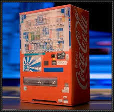 Orca Vending Machine Amazing Vending Machine Papercrafts Page 48 Of 48 PaperCraftSquare