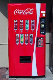 How To Load A Coke Vending Machine